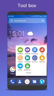OO Launcher for Android O 8.0 Oreo™ - náhled