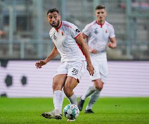 """Mehdi Terki : """"On n'a plus rien à jouer cette saison, mais on n'apas le droit ne pas être motivé"""""""