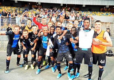 🎥 Les U10 et U11 de Bruges célèbrent la qualification