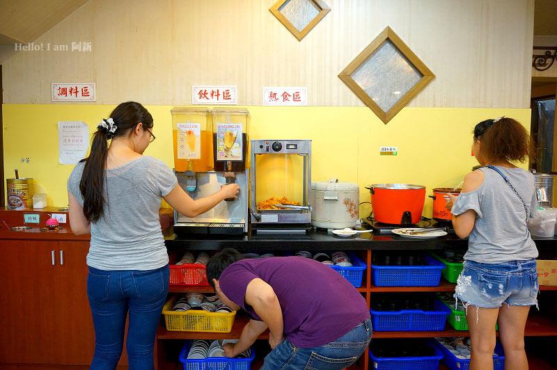 自由小火鍋,台中東區餐廳-9