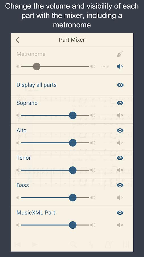 MuseScore Songbook- screenshot