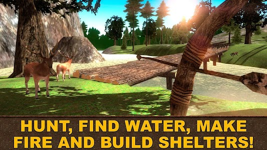 Taiga Survival Simulator 3D screenshot 1