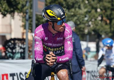 Wout Van Aert als ronderenner? Op basis van de top-10 in de Tirreno zou je zeggen ja, maar ...