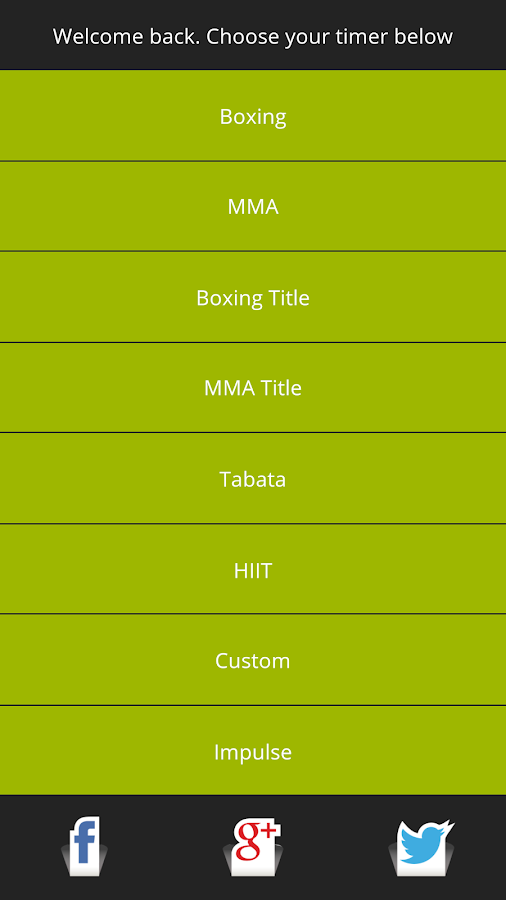 Titan timer boxing mma workout android apps on google play