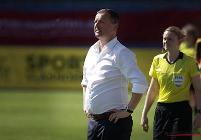 Le coach fédéral Ives Serneels annonce ses 25 sélectionnées pour l'Angleterre et la Croatie