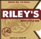 Packinghouse Brewing Co. Riley's Irish Red Ale