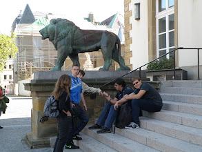 Photo: 1. den - A už jsme zase spolu (Place Guillaume II. - Luxembourg)