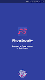 FingerSecurity Screenshot