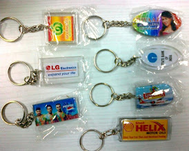 Photo: Acrylic Keychains