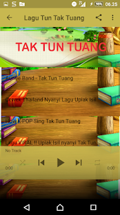 Lagu Tak Tun Tuang Terbaru 2018 - náhled
