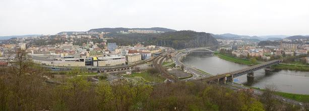 Photo: Výhled od Větruše.
