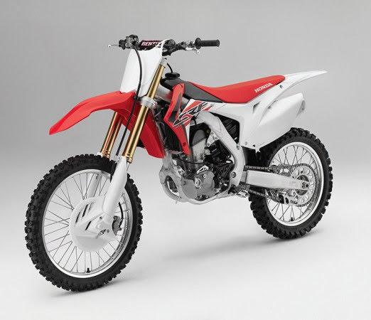 Honda CRF 450 R Inyeccion (PGM-FI) -manual-taller-despiece-mecanica