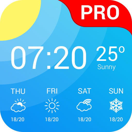 Weather Radar & Forecast Pro