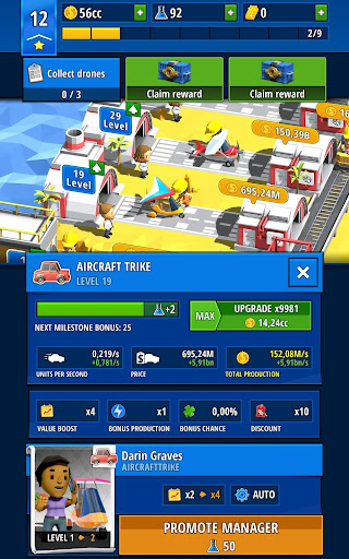 Idle Inventor - Factory Tycoon 0.3.4 screenshots 14