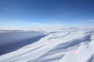 Photo: snowdrifts