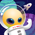 Space Colonizers Idle Clicker Incremental icon