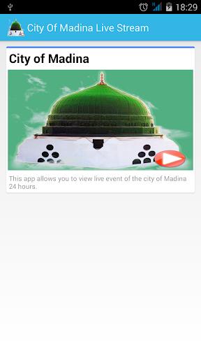 City of Madina Live Stream