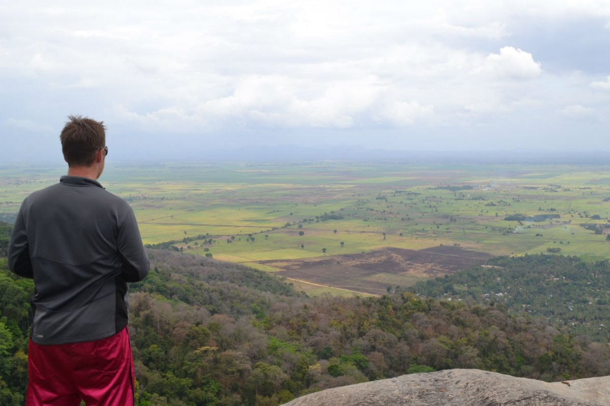 Treks Mountains in Africa // Tanzania Udzungwa Mountains National Park View during Forest Monkeys Trek Photo: The Travel Blogs