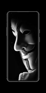 Black Wallpapers – 4K Dark & AMOLED Backgrounds 5