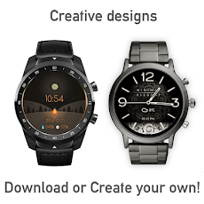 Watch Face - Minimal & Elegant for Android Wear OSのおすすめ画像5
