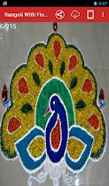 Rangoli With Flowers - screenshot thumbnail 04