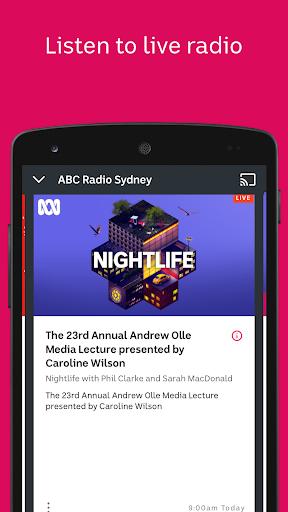 ABC listen 4.6.392.560 screenshots 2