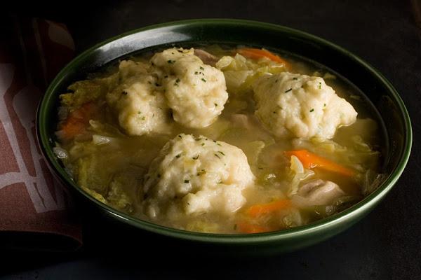 Grandma Jones Danish Dumplings Recipe
