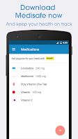 Screenshot of Medisafe Meds & Pill Reminder