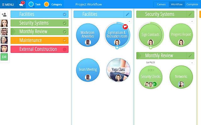 team tasks management