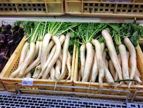 Photo: Strange veggies