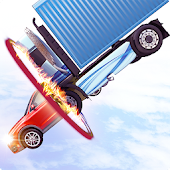 Mega Ramp Transform Racing: Transformer Games