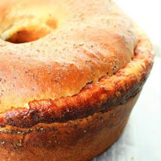 Cheesy Italian Bread.