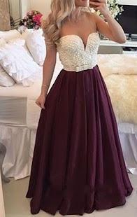 Plus Size Prom Dresses Ideas - náhled