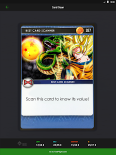 BigAR Dragon Ball Z TCG - Card Scanner - náhled