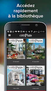 Côté Paris - magazine 1.0- screenshot thumbnail