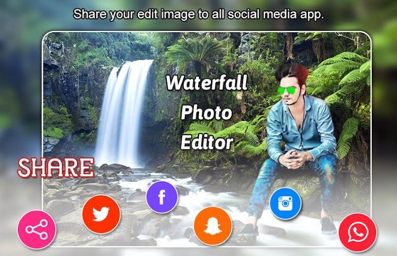 Waterfall Photo Editor APK 1 0