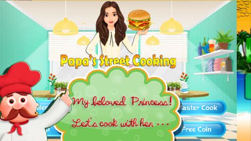 Papa's Street Cooking