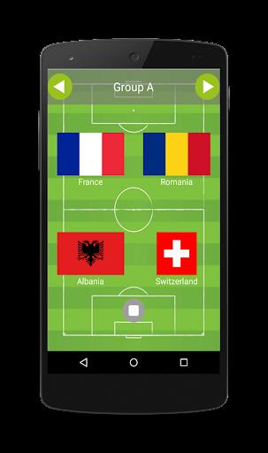 Euro 2016 National Anthems