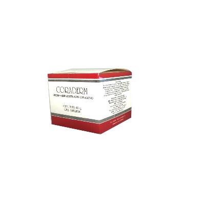 Crema Facial Coraderm C/Colageno 60Gr