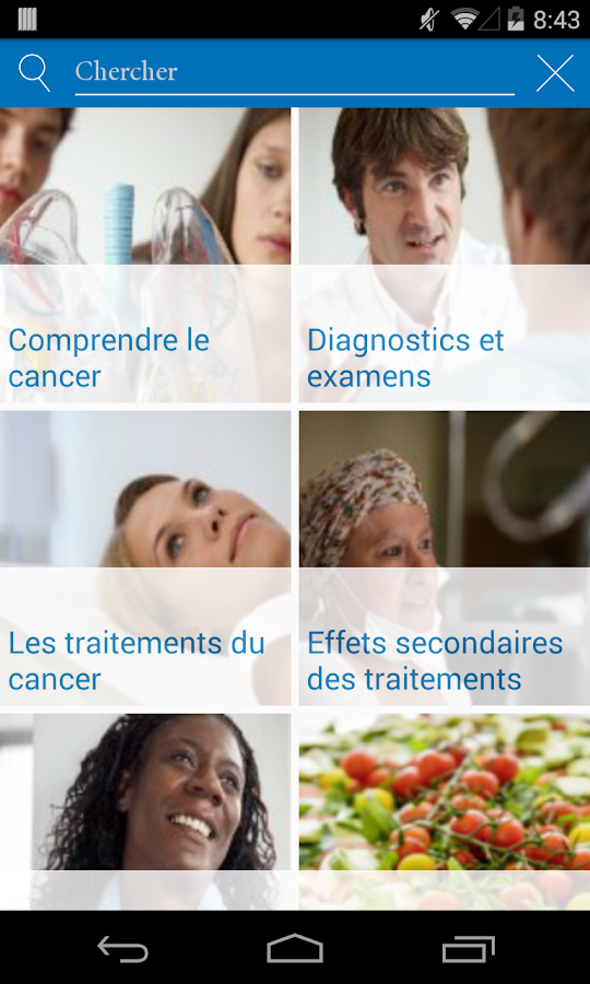Fiches Info Patients Roche- screenshot