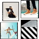 Fashion Collage Frame - Photo Collage item