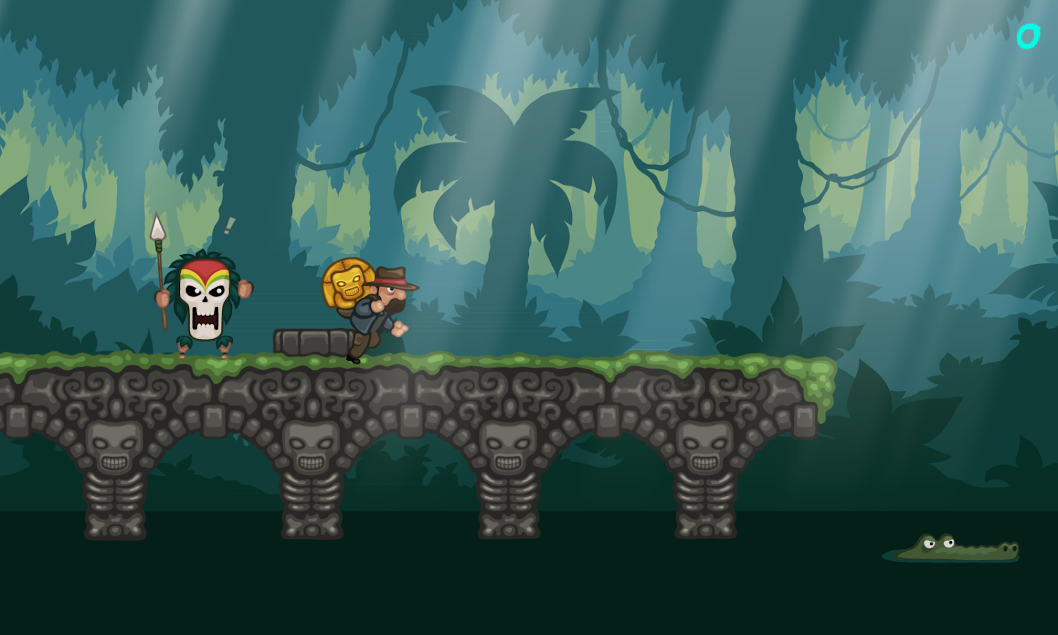 Baban -The Idol Thief- screenshot