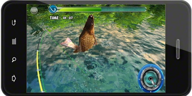 ultimate fishing outdoor - náhled