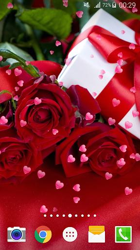 バレンタインデーライブ壁紙