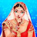 Indian Wedding Saree Fashion & Arranged Marriage icon