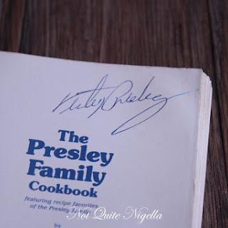 The Original Elvis Presley Family Strawberry Cake