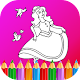 Princess coloring book Download for PC Windows 10/8/7