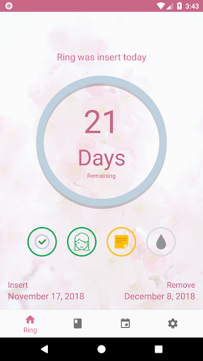 Download MyRing - Contraceptive ring MOD APK 2019 Latest Version