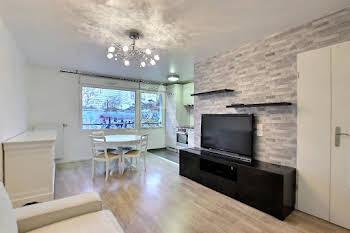 Appartement meublé 3 pièces 58,92 m2