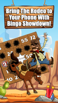Bingo Showdown apk screenshot